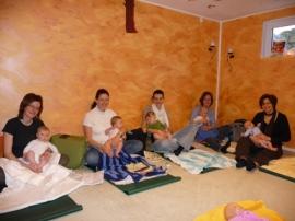 Babymassage Bild1